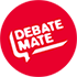 Debate mate logo